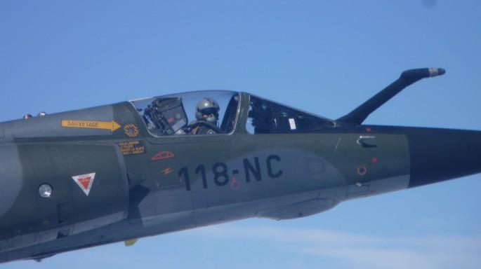 Mirage F1 close