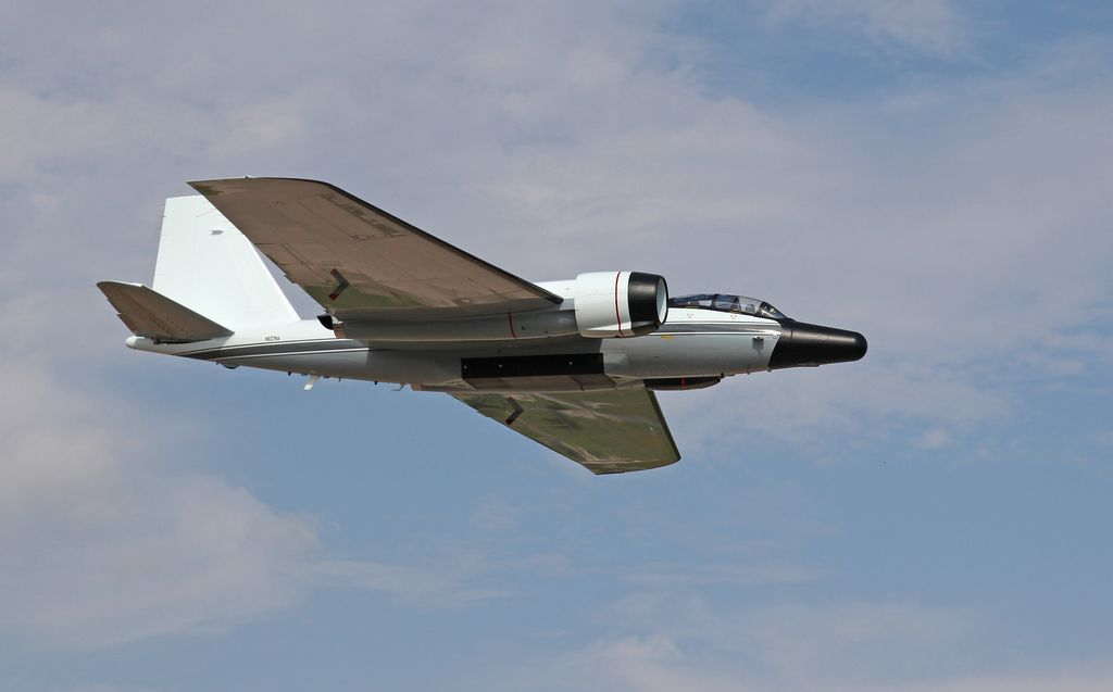 The Aviationist » Martin B-57 Canberra