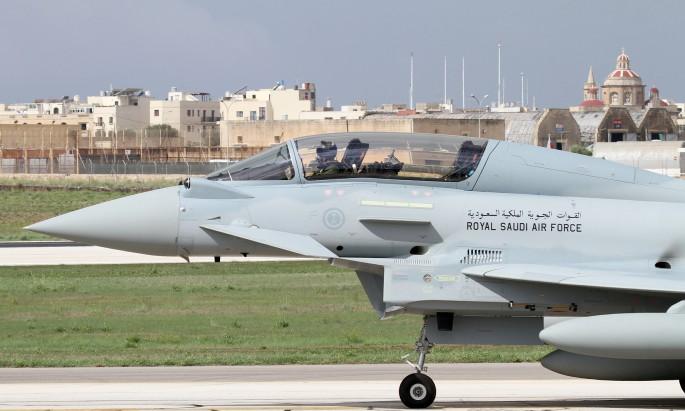 RSAF Typhoons 1