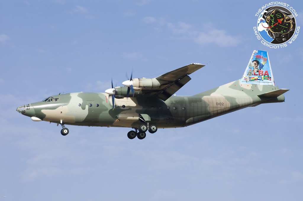 Rare Venezuelan Air Forces Chinese Tactical Cargo Plane Makes An Appearance In Malta