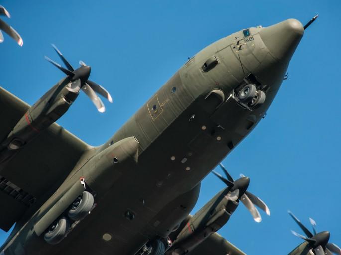 C-130J RAF 3