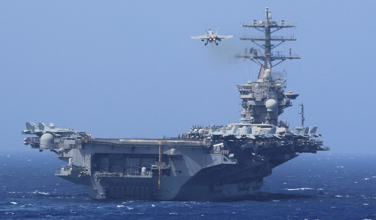 The Aviationist » USS Nimitz