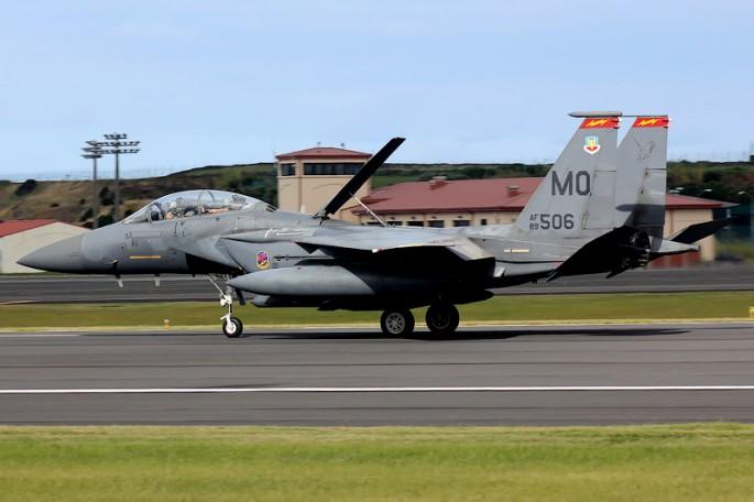 F-15E MO Lajes 2