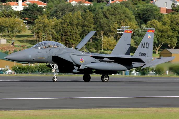 F-15E MO Lajes