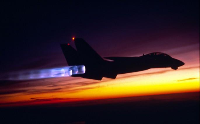 VF-24 F-14 Zone V