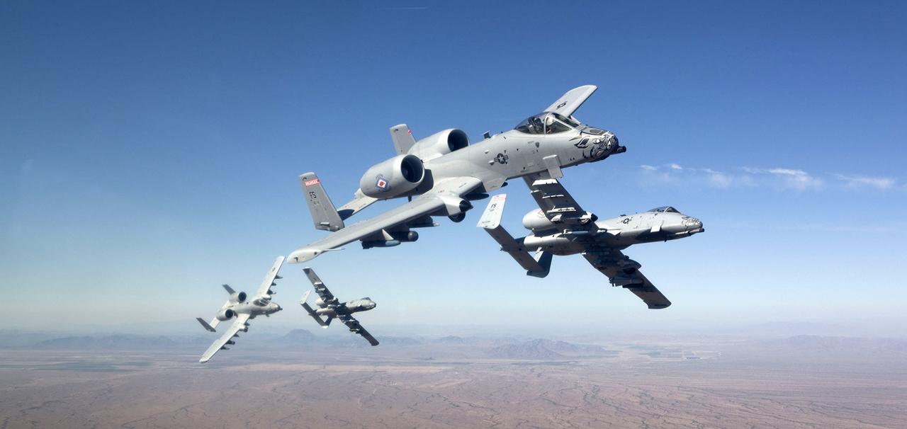 A 10 Warthog A-10 Warthog air-to-air