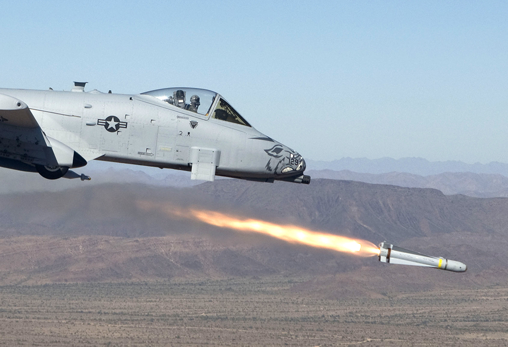 Abductions, UFOs and Nuclear Weapons : A-10 warthog Pictures 2
