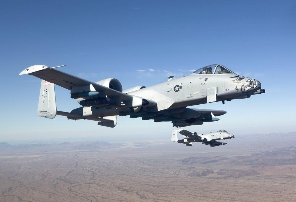 A 10 Warthog The Aviationist »...