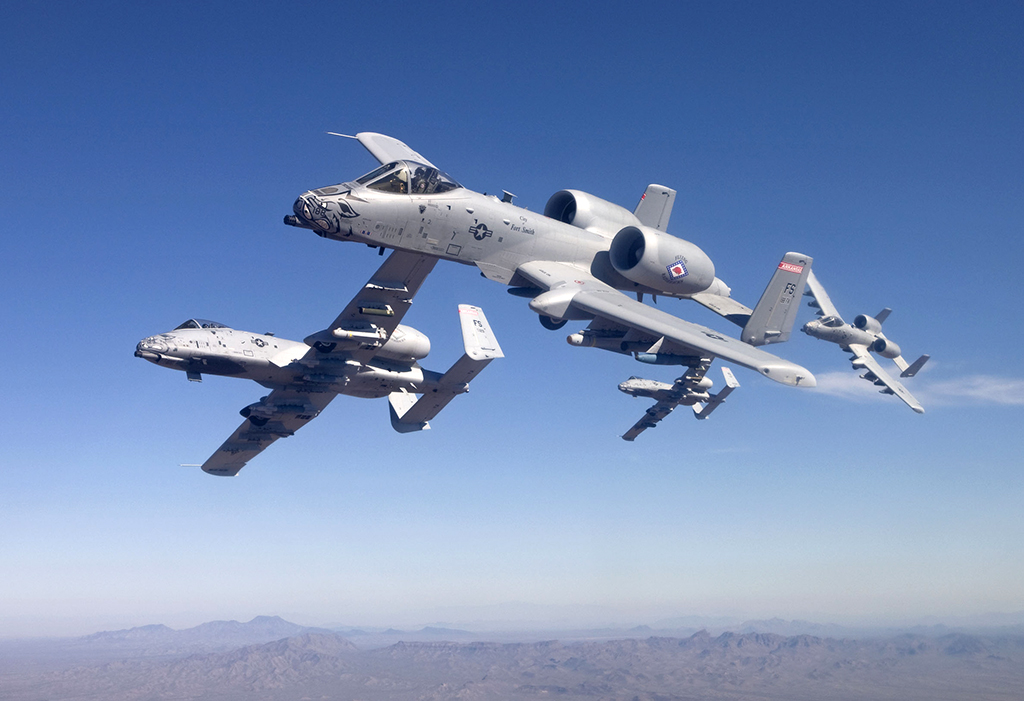 The Aviationist » These are some of the coolest A-10 ...