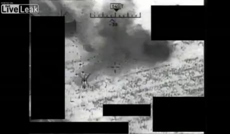 Reaper drone attack