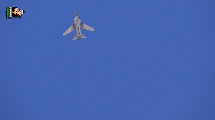 SyAAF MiG-23ML 30-11-2013