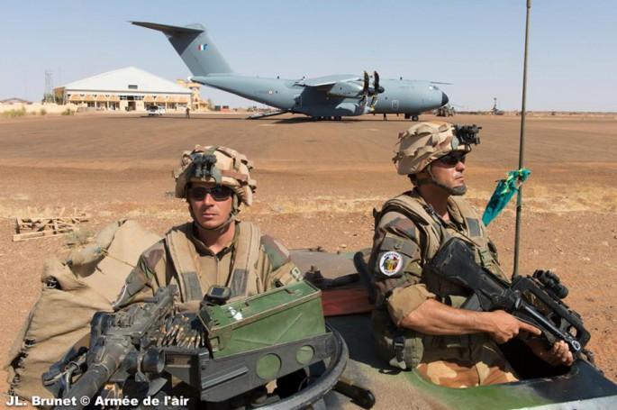 A400M Mali
