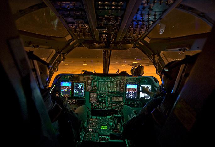 The Aviationist » This is the cockpit of the upgraded B-1B ... B1 Lancer Wallpaper
