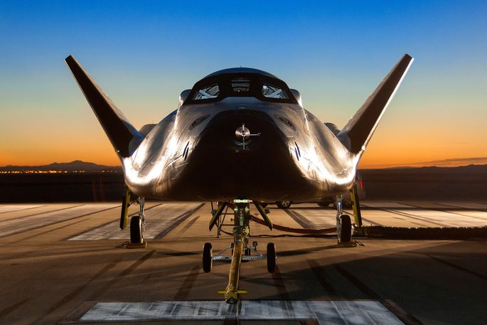 The Aviationist » Shuttle replacement spacecraft's ...