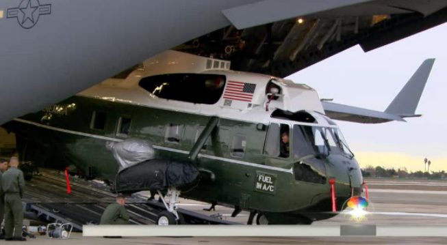 The Aviationist » Marine One