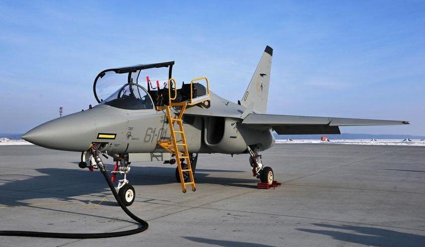 The Aviationist » Poland selects Alenia Aermacchi M-346 Master as ...
