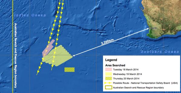 MH370 update 2