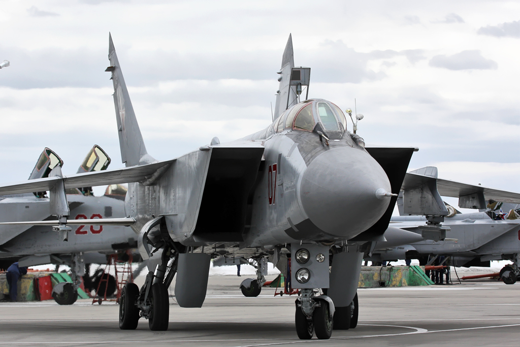Mig-31 Foxhound | Fighter jets, Russian fighter jets, Aircraft