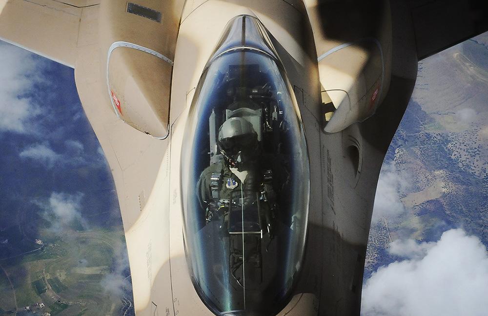 القوات الجوية الملكية المغربية - متجدد - Morocco-F-16s-3