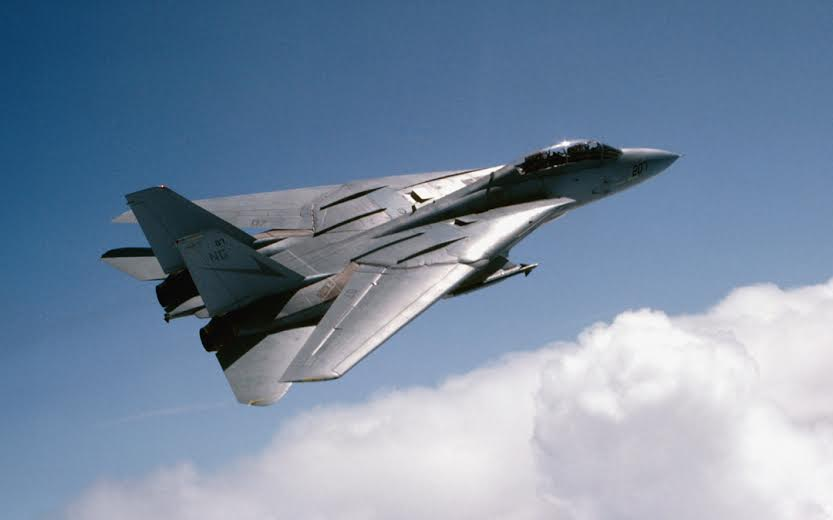 The Aviationist 187 Two Unknown F 14 Tomcat Wing Sweep
