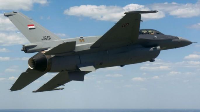 F-16 Iraqi Air Force