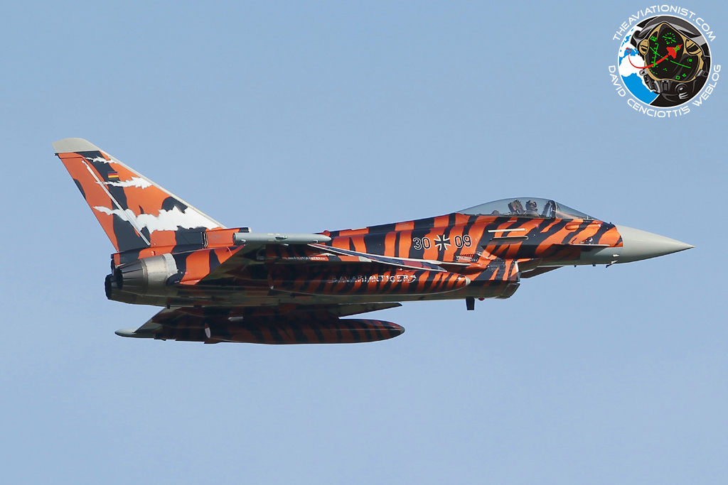 The Aviationist » NATO Tiger Meet 2014's most fancy combat planes