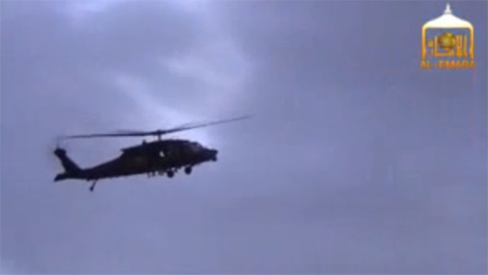 MH-60 Taliban video