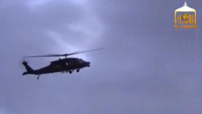 MH-60 Taliban video