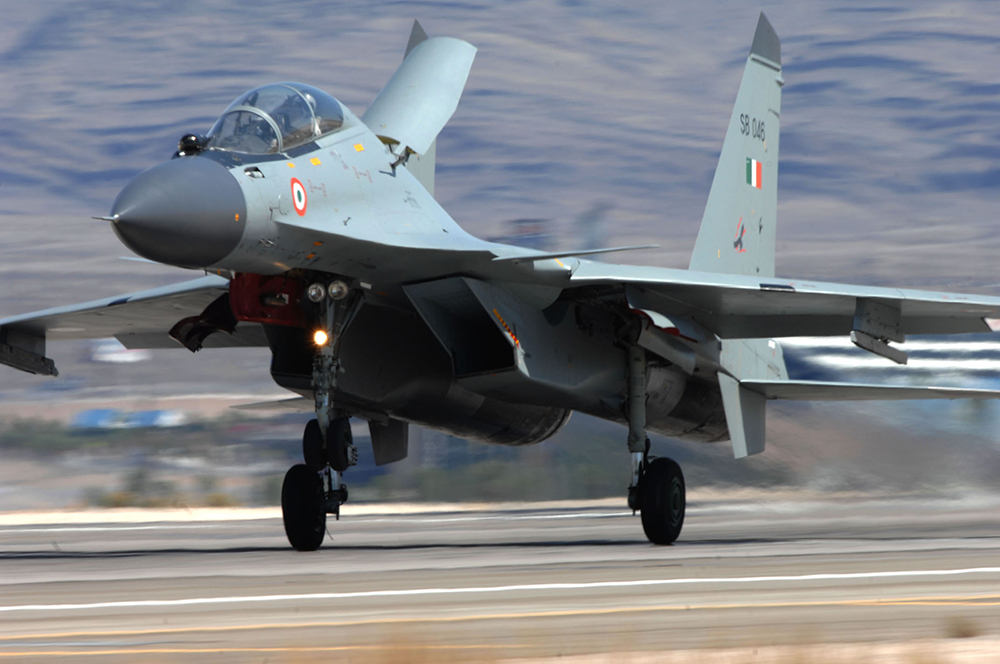 Can The Sukhoi Su 30 Have Edge Over US Fighters In Aerial Combat