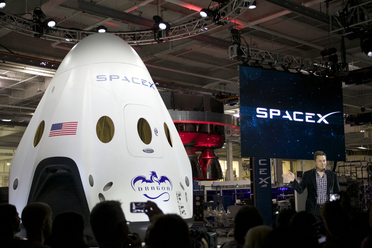 space flight spacex dragon v2 insider - photo #38