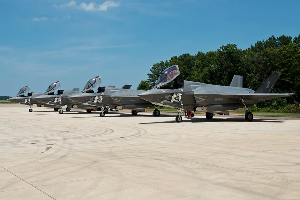 http://theaviationist.com/2014/07/11/f-35-ground-pax-river/