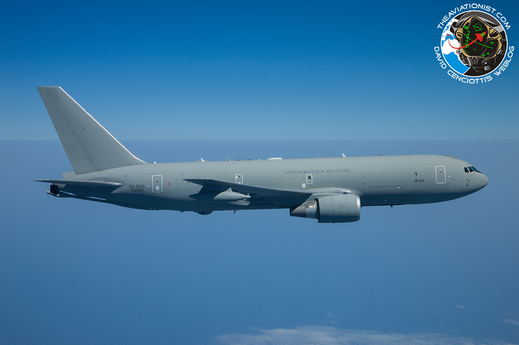 Boeing KC-767 The Aviationist Boeing KC767 next generation tanker as you have