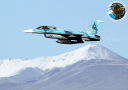 04. F-16B. NSAWC. NAS Fallon 04.03.2013. Mount Augusta