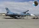 56. F-16A. NSAWC. NAS Fallon. 03.03.2014