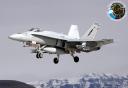 A-18c. NSAWC. NAS Fallon. 03.02.2014
