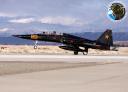 AF-20. F-5F. VFC-13. NSAWC NAS Fallon 03.02.2014