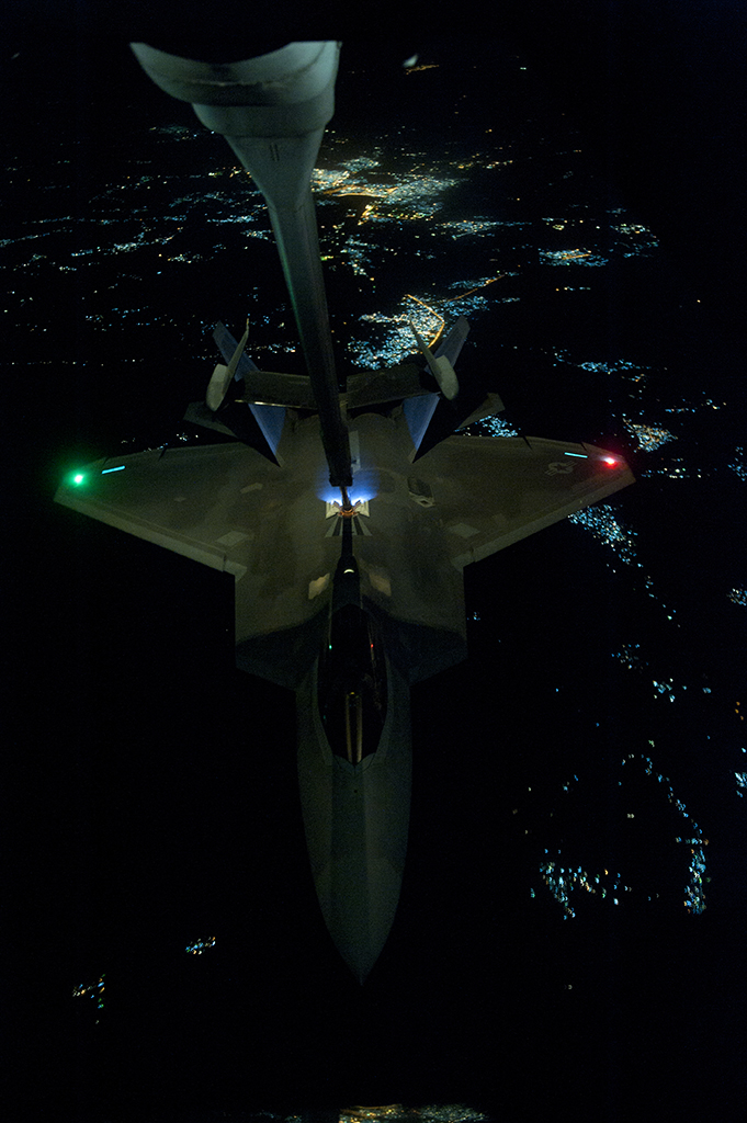 Raptors refuel