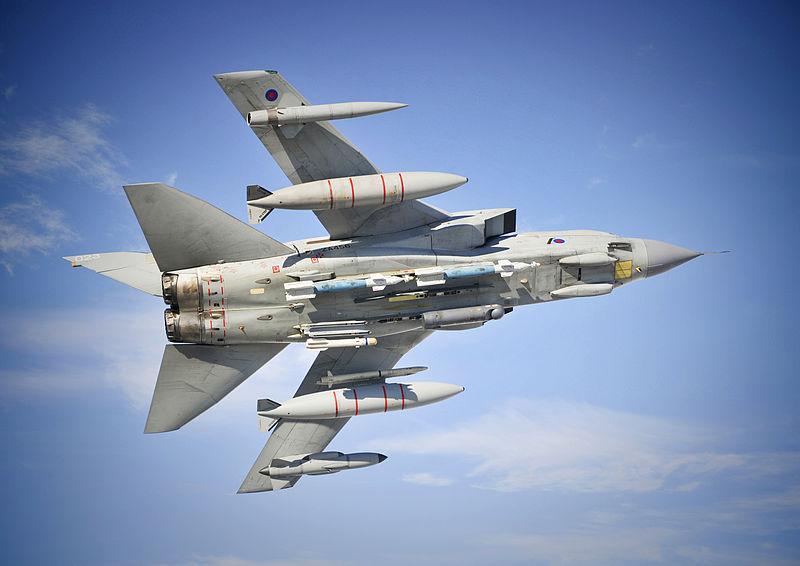The Aviationist 187 Raf Tornado Gr4 Attack Planes Perform