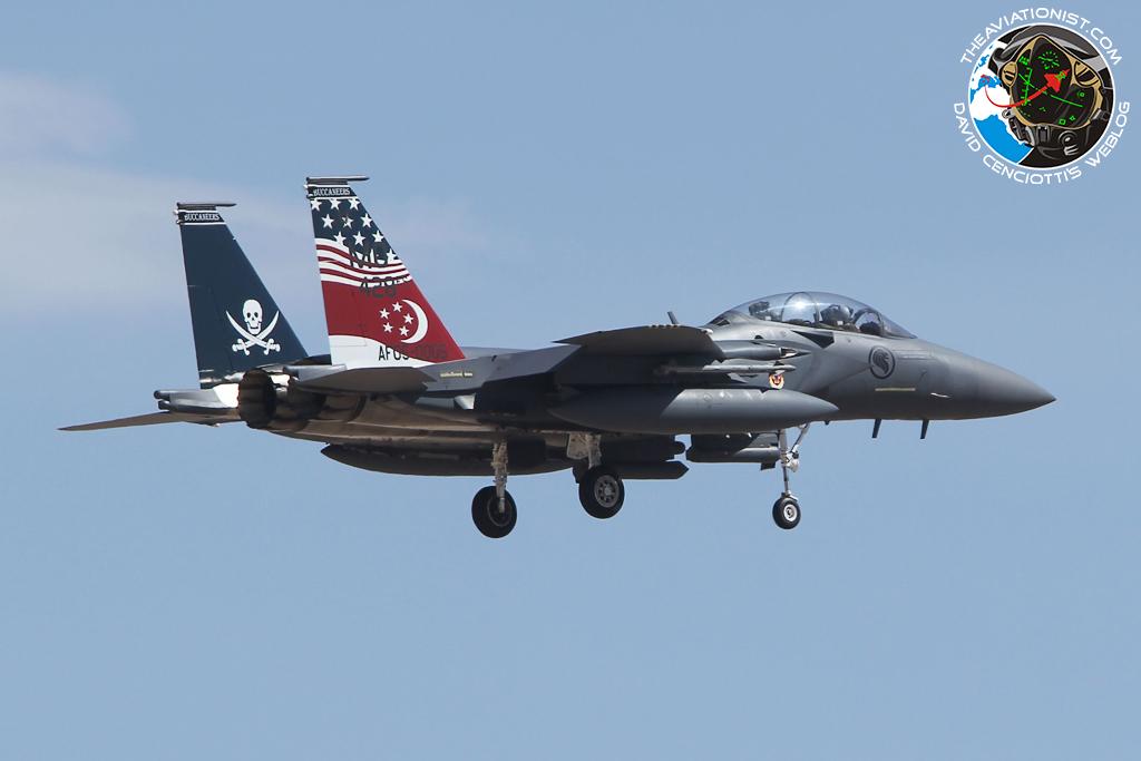 F 15 Singapura 05-0005:428 FS-MO. F-1...