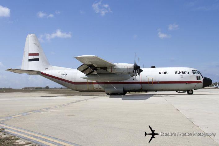 EAF C-130