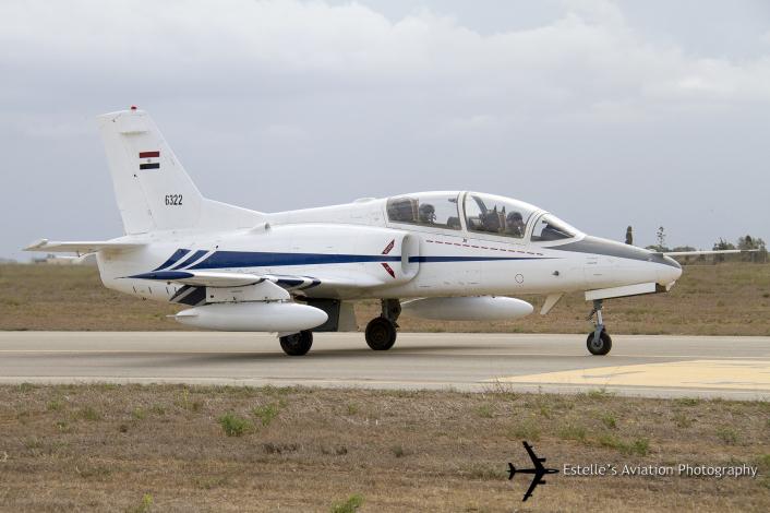 Egyptian AF K8