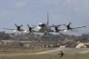 P-3 take off