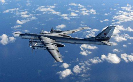 Tu-95 Bear RAF