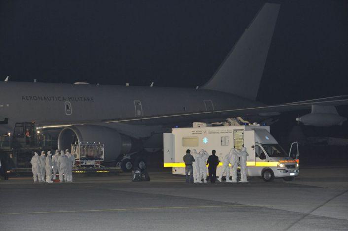 Ebola flight 2