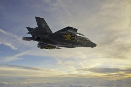 F-35B trials