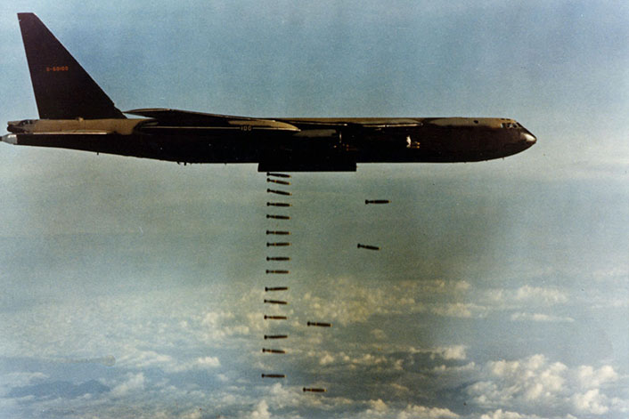 the description linebacker ii in the book strategic offensive air operation Operation commando hunt was a and another 7,700 damaged during the dry season offensive the seventh air force (see operation linebacker ii.
