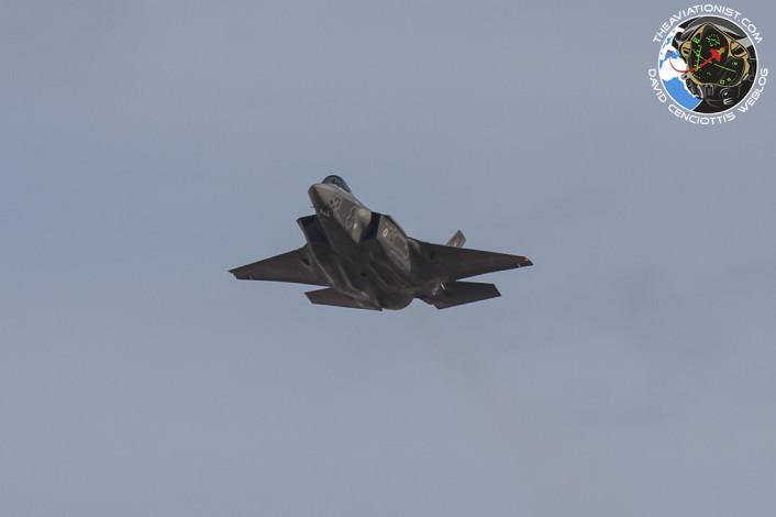 F-35 take off