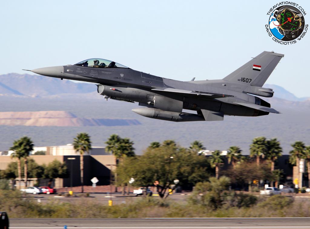 Iraqi Air Force The Aviationist Iraqi Air Force