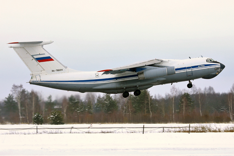 Image result for Il-76 tail