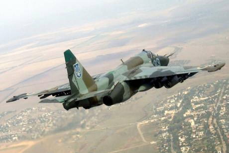 Su-25 UkAF